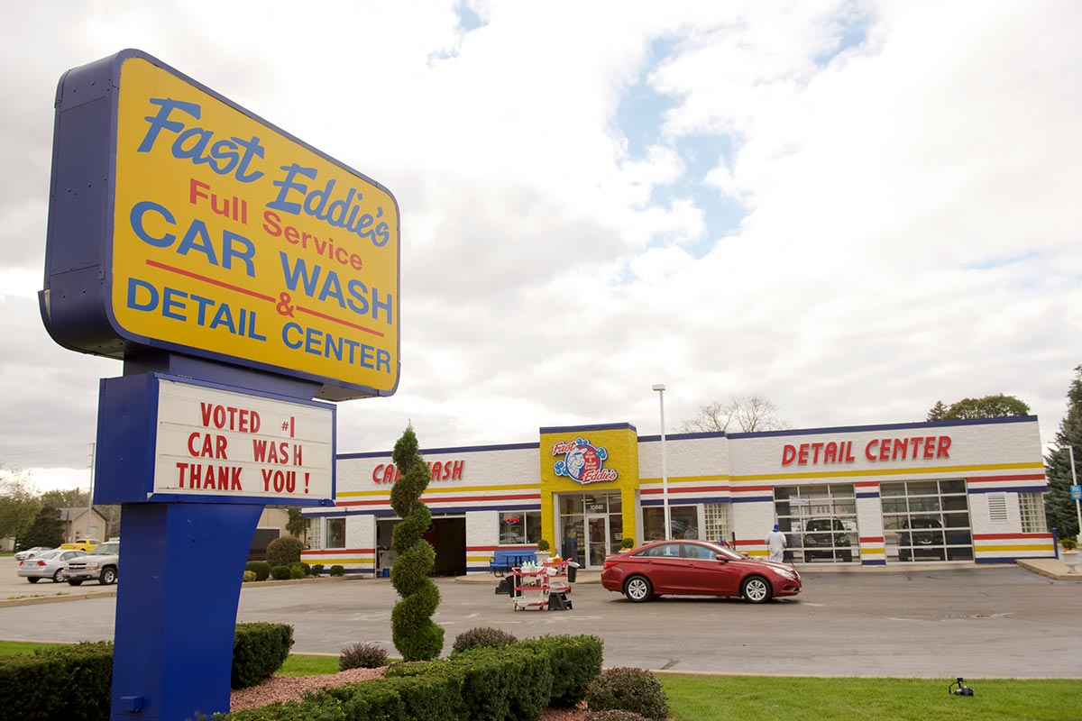 Crew Car Wash Near Me >> Fast Eddie S Car Wash Detail Center